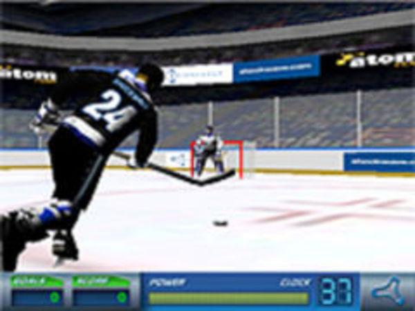 Bild zu Sport-Spiel Icehockey Deluxe