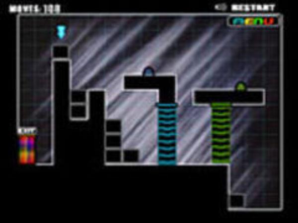 Bild zu Geschick-Spiel Square Team