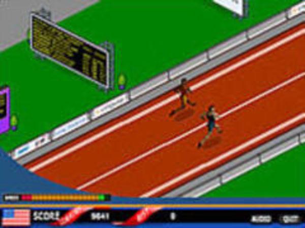 Bild zu Sport-Spiel Sprint