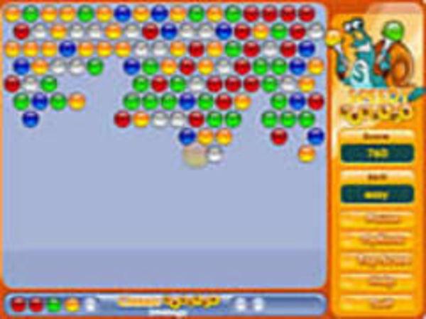 Bild zu Geschick-Spiel Speedy Bubbles