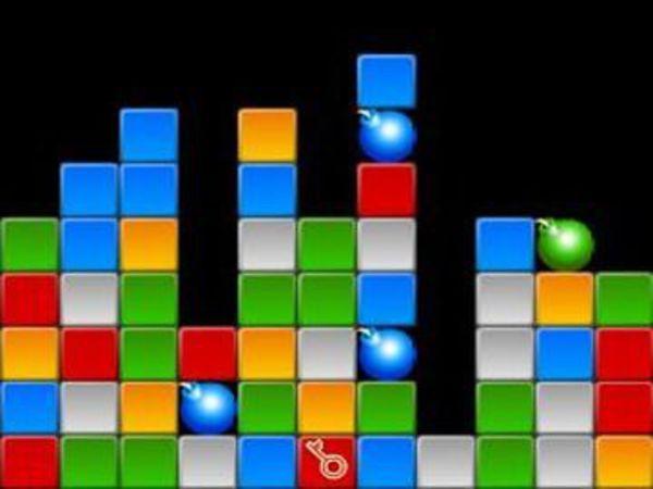 Bild zu Denken-Spiel Speedy Blocks