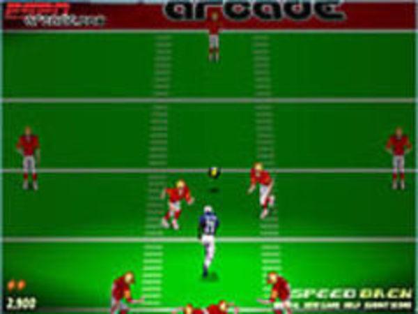 Bild zu Geschick-Spiel Speed Back