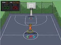 Spalding spielen