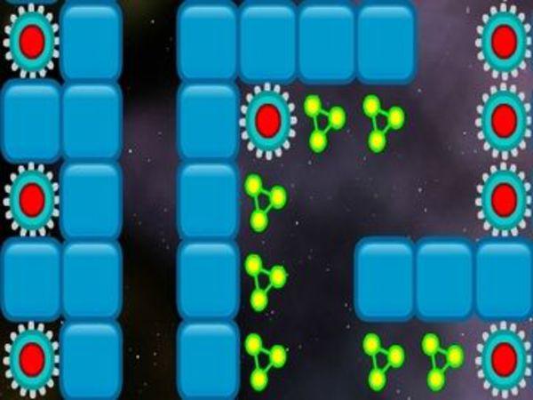Bild zu Action-Spiel Space Trip