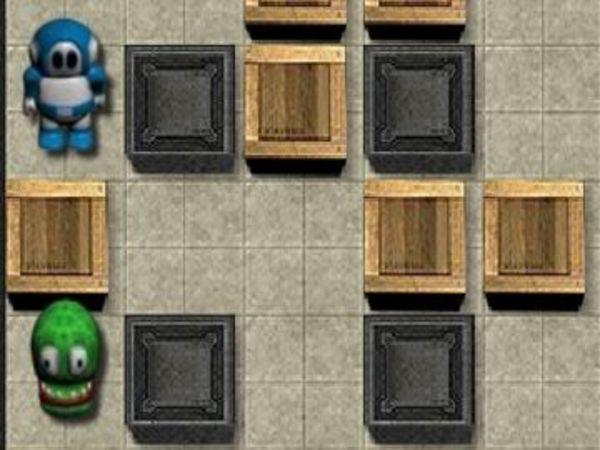 Bild zu Rennen-Spiel Space Bomber