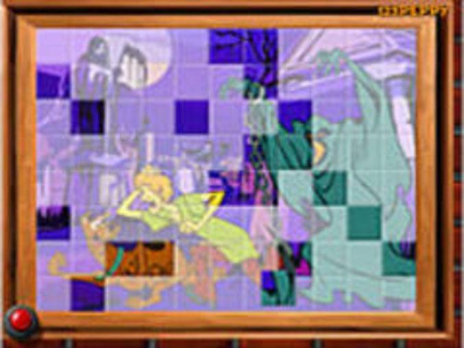 Sort My Tiles Scooby Do