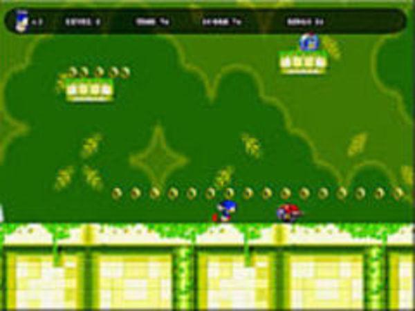 Bild zu Klassiker-Spiel Sonic Xtreme 2
