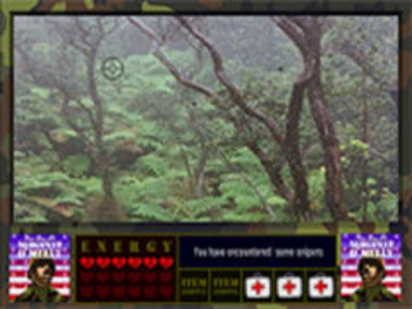 Bild zu Action-Spiel Sergeant OMelly
