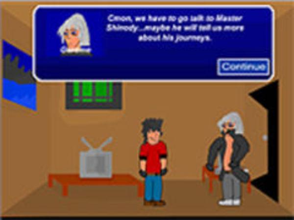 Bild zu Rollenspiele-Spiel Solid Rpg