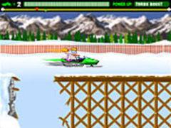 Snowmobile spielen