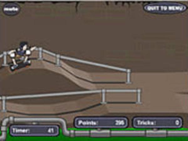 Bild zu Action-Spiel Skater