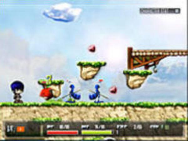 Bild zu Rollenspiele-Spiel Shinland