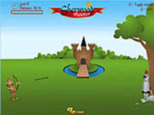Bild zu Action-Spiel Sherwood Shooter 1