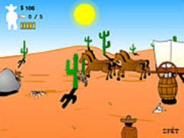 Bild zu Action-Spiel Sheriff the revenge