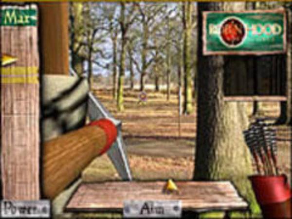 Bild zu Action-Spiel Robinhood