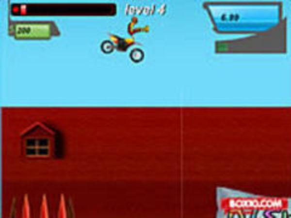 Bild zu Action-Spiel Risky rider
