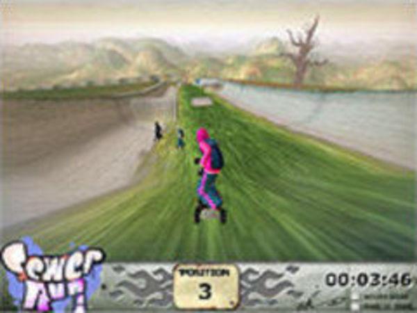 Bild zu Rennen-Spiel Sewer Run