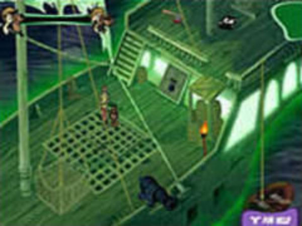 Bild zu Abenteuer-Spiel Pirateship of Fools