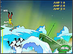 Scooby Doo Big Air 2 spielen