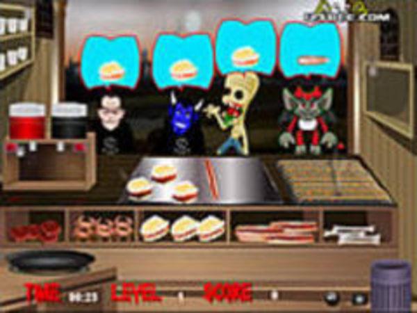 Bild zu Mädchen-Spiel Scooby Stall