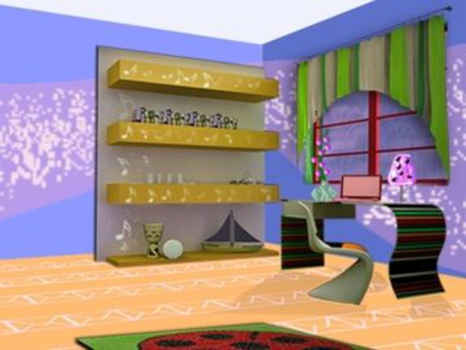 Realistic room design kostenlos online spielen auf for Zimmer einrichten simulation
