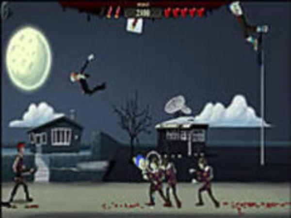 Bild zu Geschick-Spiel Ragdoll Zombie Slayer