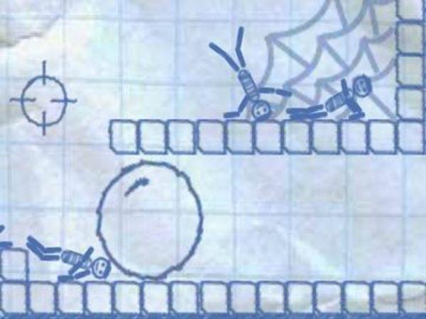 Bild zu Denken-Spiel Ragdoll Cannon