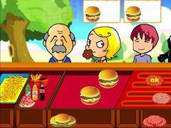 Quick-Burger spielen