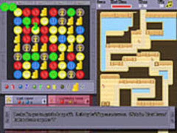 Bild zu Denken-Spiel Puzzle Defense