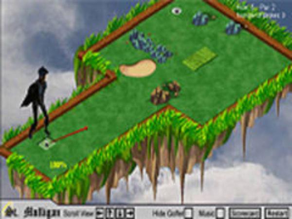 Bild zu Sport-Spiel Putt3
