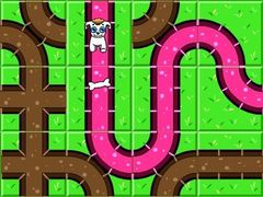 Puppy Maze spielen