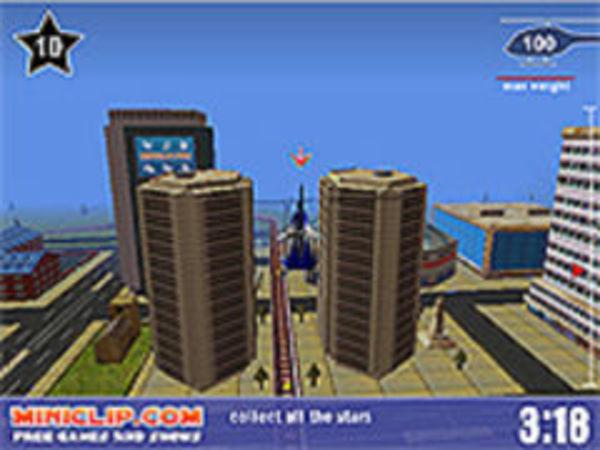 Bild zu Action-Spiel Police Chopper
