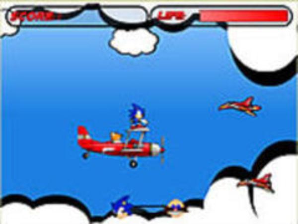 Bild zu Klassiker-Spiel Sonic Sky Chase