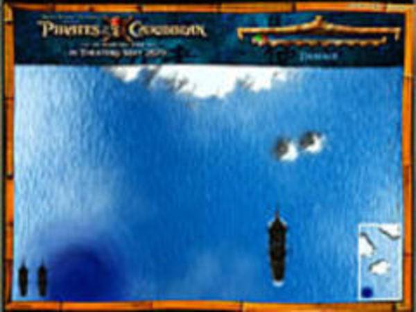 Bild zu Geschick-Spiel Pirates Caribbean - Treacherous Waters