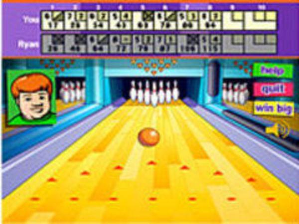 Bild zu Sport-Spiel Pin-pals