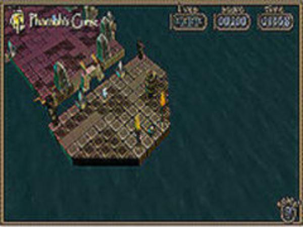 Bild zu Abenteuer-Spiel Pharaoh Scurse