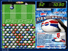Pepsi Handball spielen