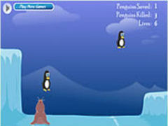 Penguin Rescue Game spielen