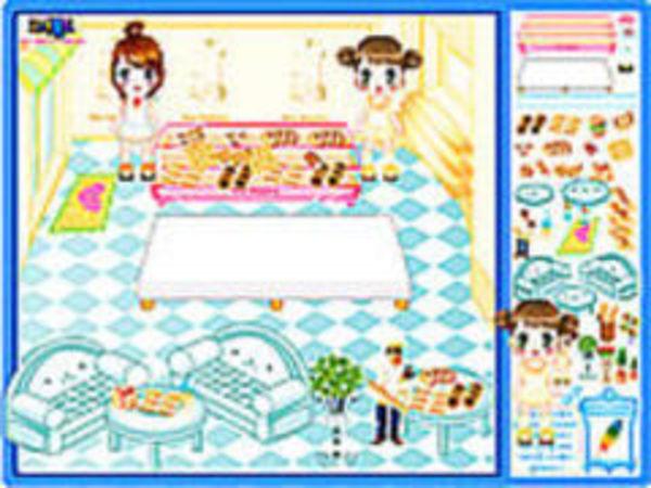 Bild zu Geschick-Spiel Pastryshop