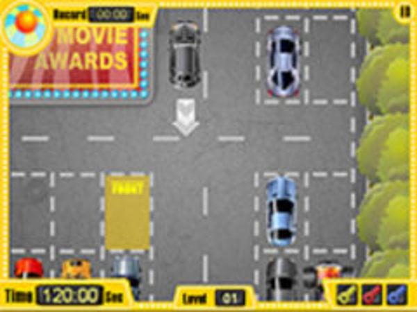 Bild zu Geschick-Spiel Park My Car