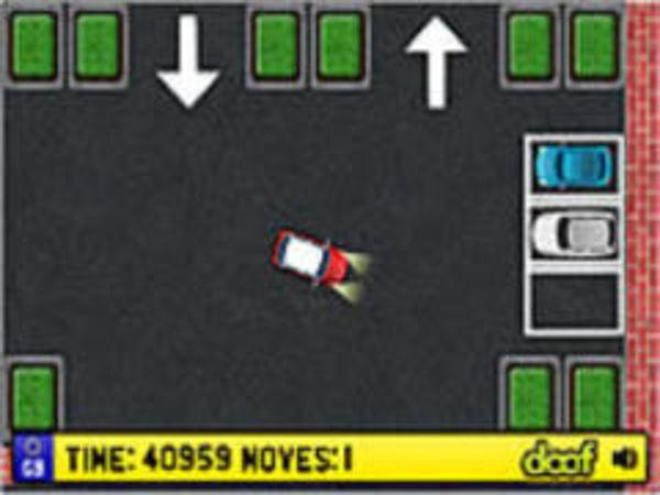 Bild zu Geschick-Spiel Parking Mad