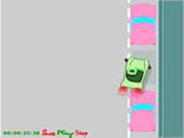 Bild zu Geschick-Spiel Park It