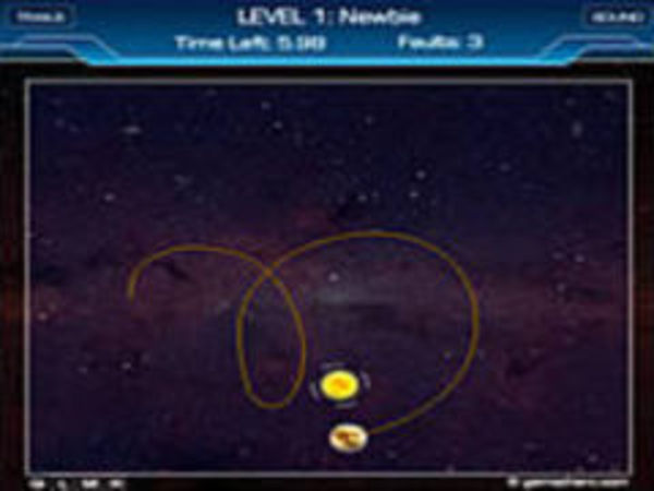 Bild zu Strategie-Spiel Orbit Runner