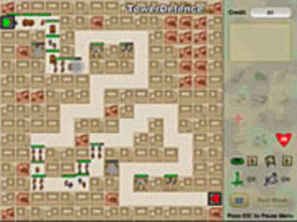 Bild zu Action-Spiel Operation Sand Rider Towerdefence 2
