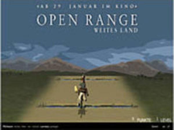 Bild zu Geschick-Spiel Open Range