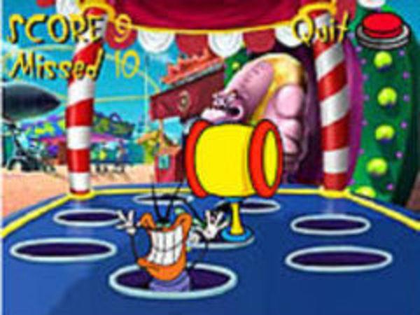 Bild zu Geschick-Spiel Oggys Whack
