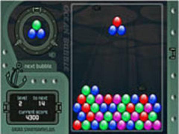 Bild zu Geschick-Spiel Oceanbubble