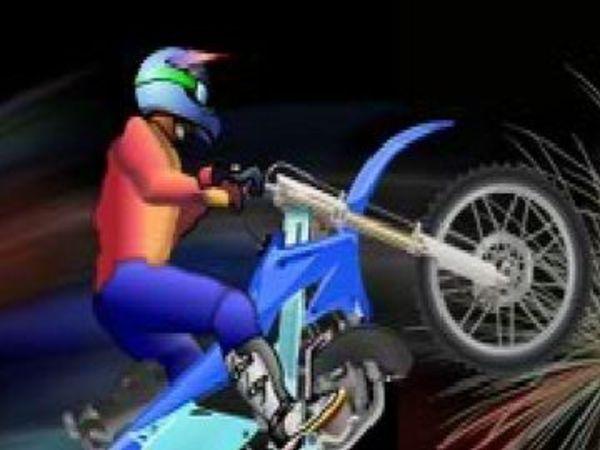 Bild zu Rennen-Spiel No Limits Motojump