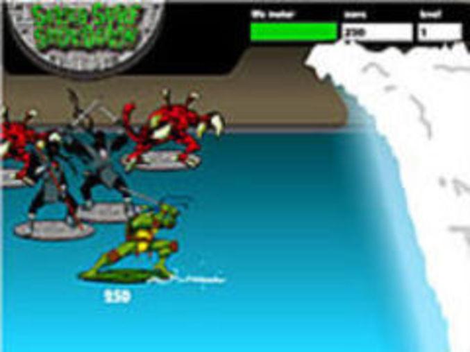 Turtles Spiele Online Kostenlos