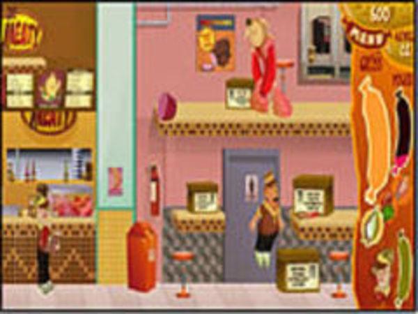 Bild zu Geschick-Spiel Hungry Meat Monsters